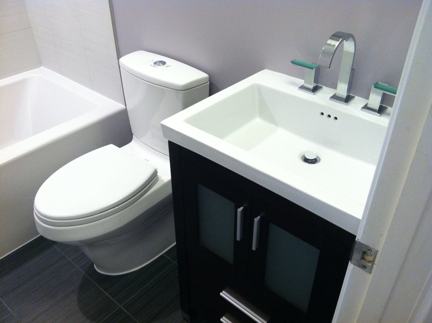 Bathrooms — Home Perfection Contracting