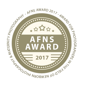 AFNS AWARD - AWARD FOR PHOTOGRAPHERS IN THE FIELD OF NEWBORN PHOTOGRAPHY & PREGNANCY PHOTOGRAPHY