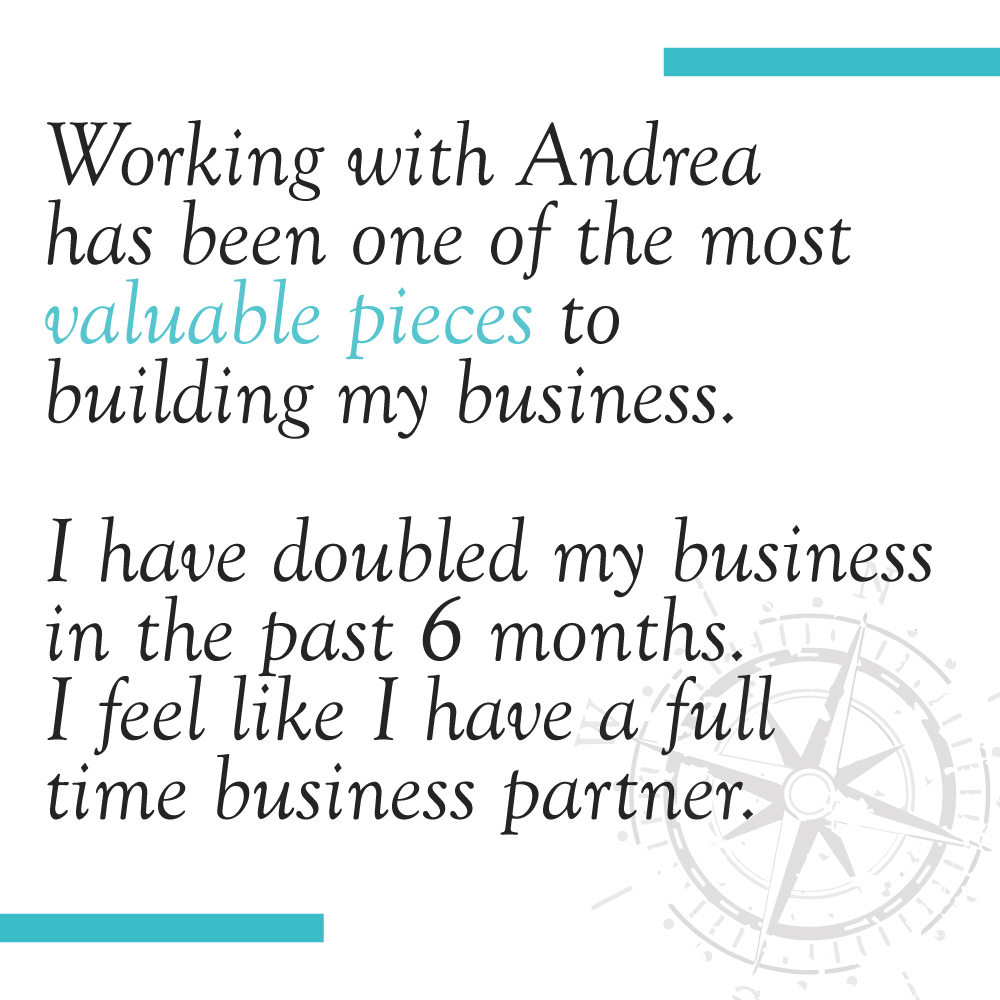 Andrea Silvershein,  Life Coach/Mentor