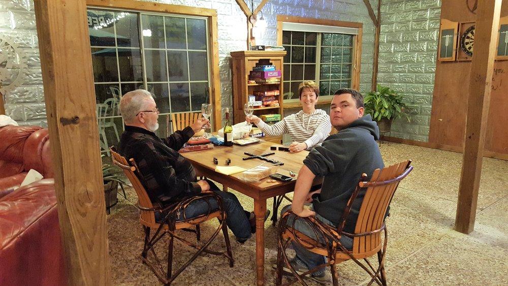 Family Time at Full Moon Inn Bed & Breakfast