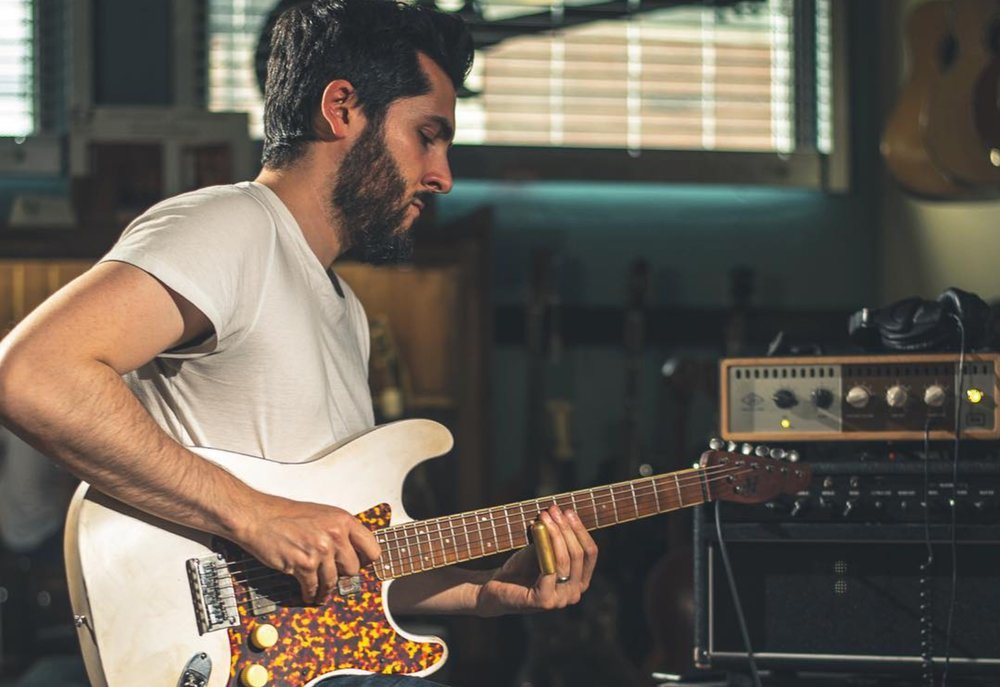 Ariel Posen - Hang, study and jam with one of the hottest players around.