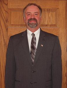 Mayor Dave Hemmer of Prairie du Chien, WI