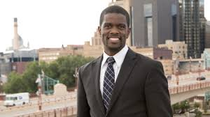 Mayor Melvin Carter III of Saint Paul, MN
