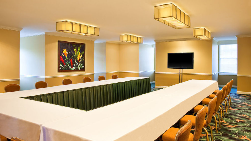 PANEL MEETING SPACE