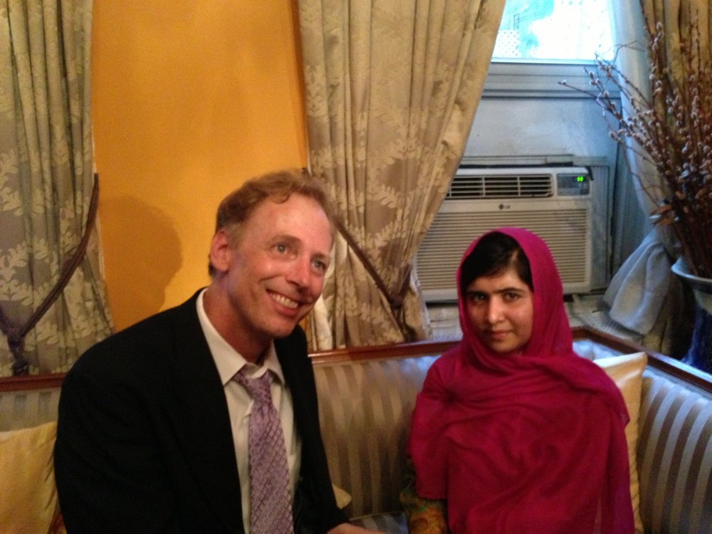 The Great Wayne Cabot with Malala (1).JPG