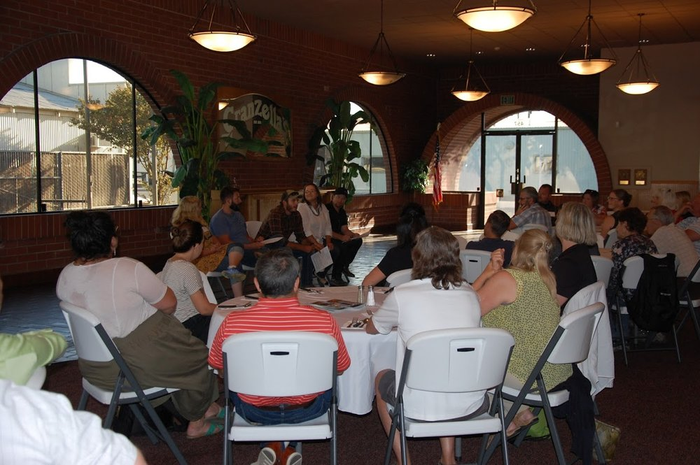 Granzella's Banquet facility HGSA panel.JPG