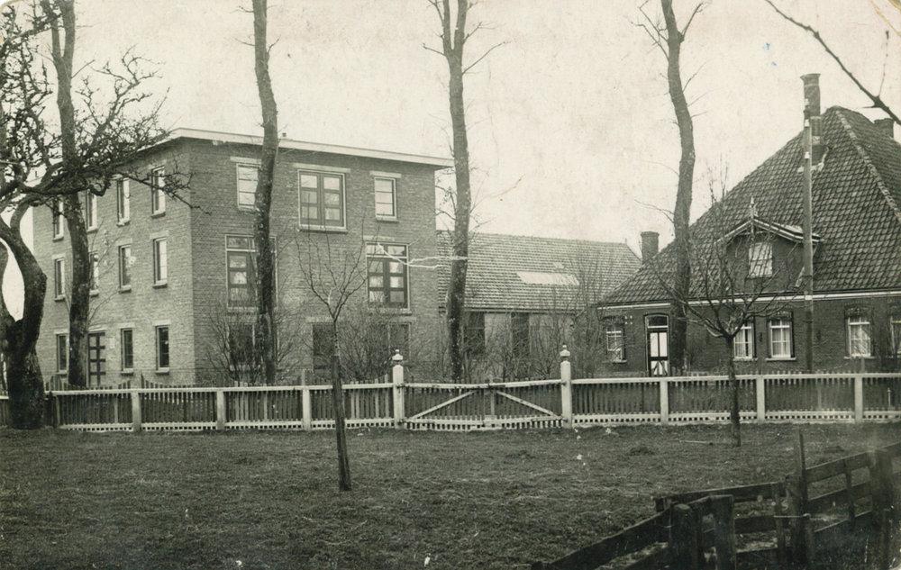 Hem Zaden in its early days