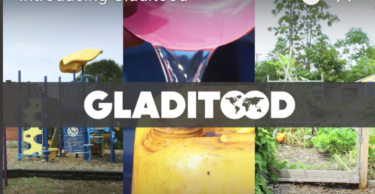 Gladitood - crowd funding for vetted 501c3