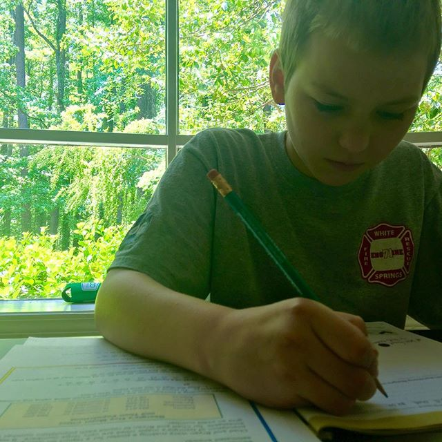 Working #whitesprings #homeschooled #t1dlookslikeme #enddiabetes #acrossamerica
