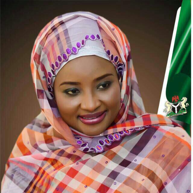 Dr. Zainab Shinkafi Bagudu, CEO Medicaid & Wife of the Governor of Kebbi State,Nigeria