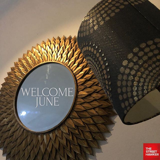 June #welcome #goodness #success #enlargement #completion #growth #higher #steps #fullness #rockready #achieve #keepmoving #love #friendship #family #boost #fire #grace #grease #more #thestreethawker 👊🏽