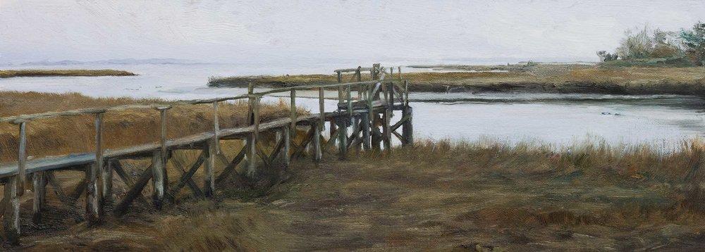 Untitled (Bluefish pier #1)