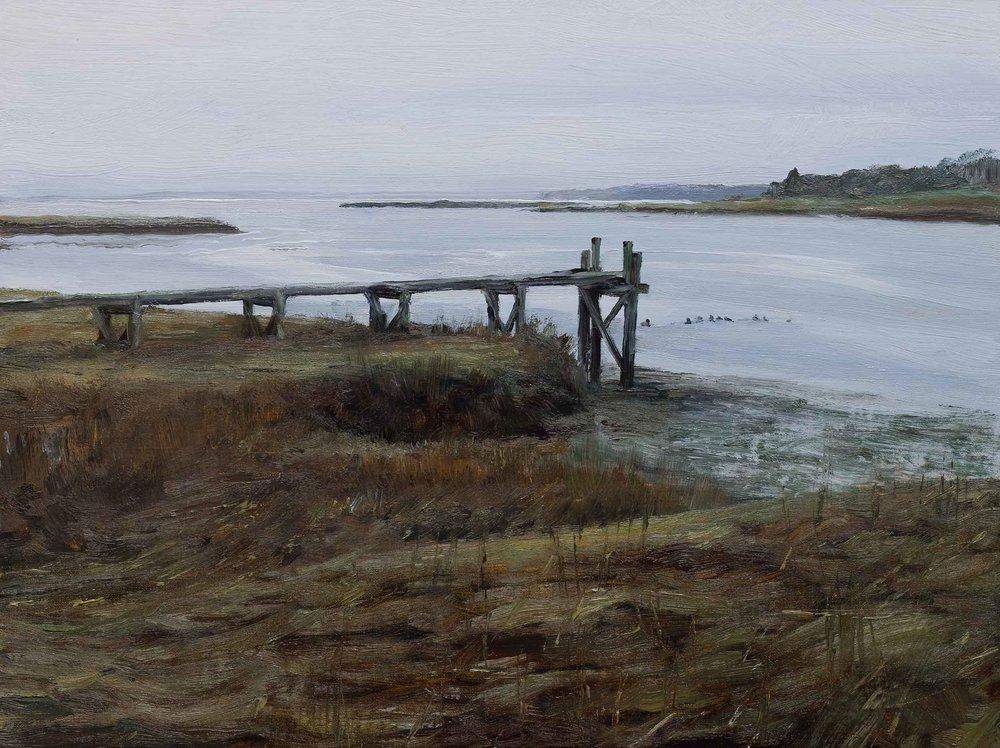 Untitled (Bluefish pier #2)