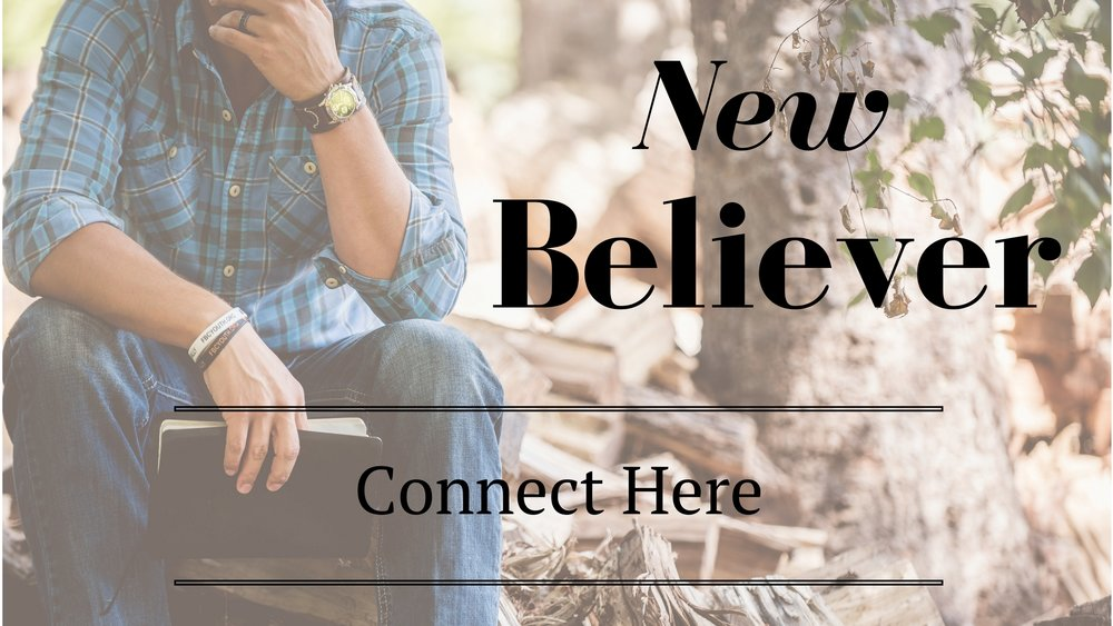 New Believer Connect