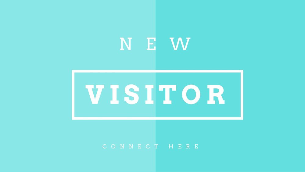 New Visitor Connect