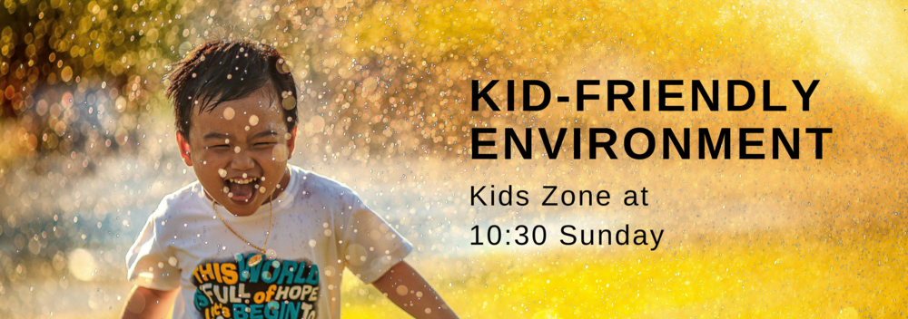 Kid Friendly Environment