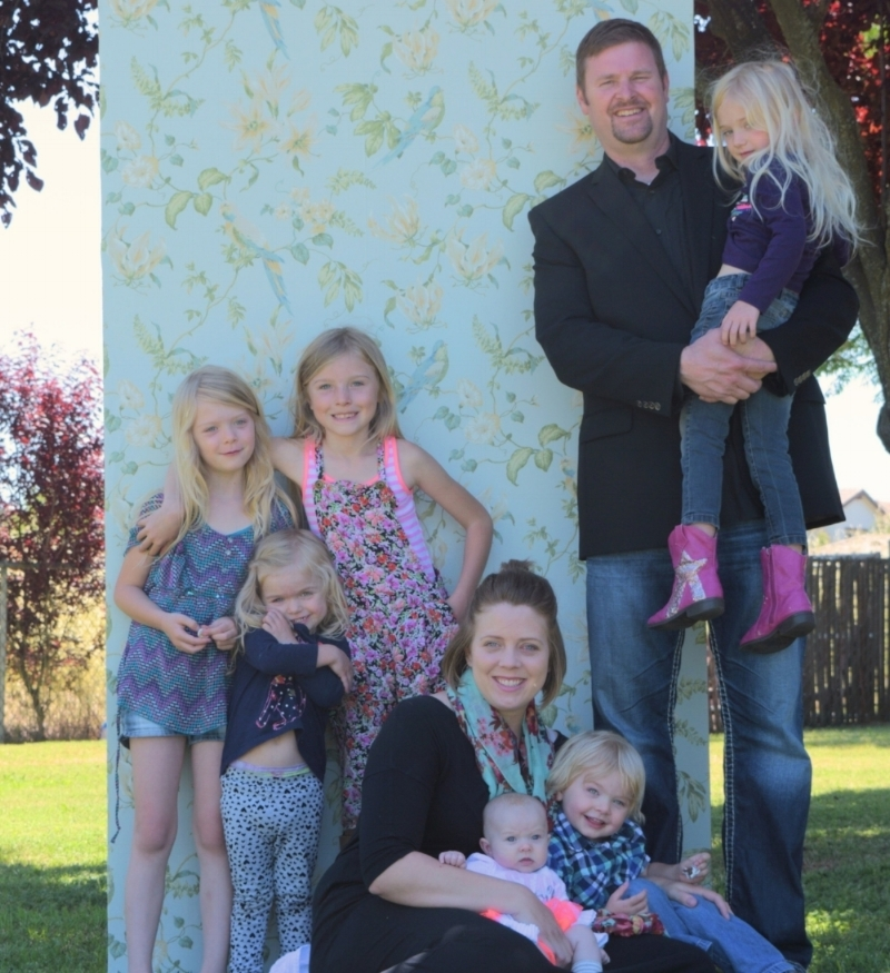 Pastor Bill and Family