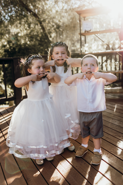 Kids at Reception Elliston Vineyard Sunol.jpg