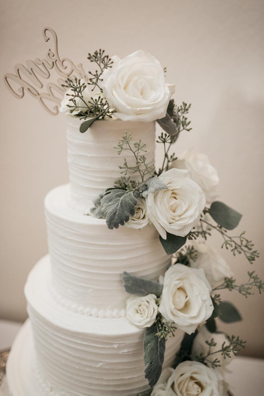 Wedding Cake Elliston Vineyard Sunol