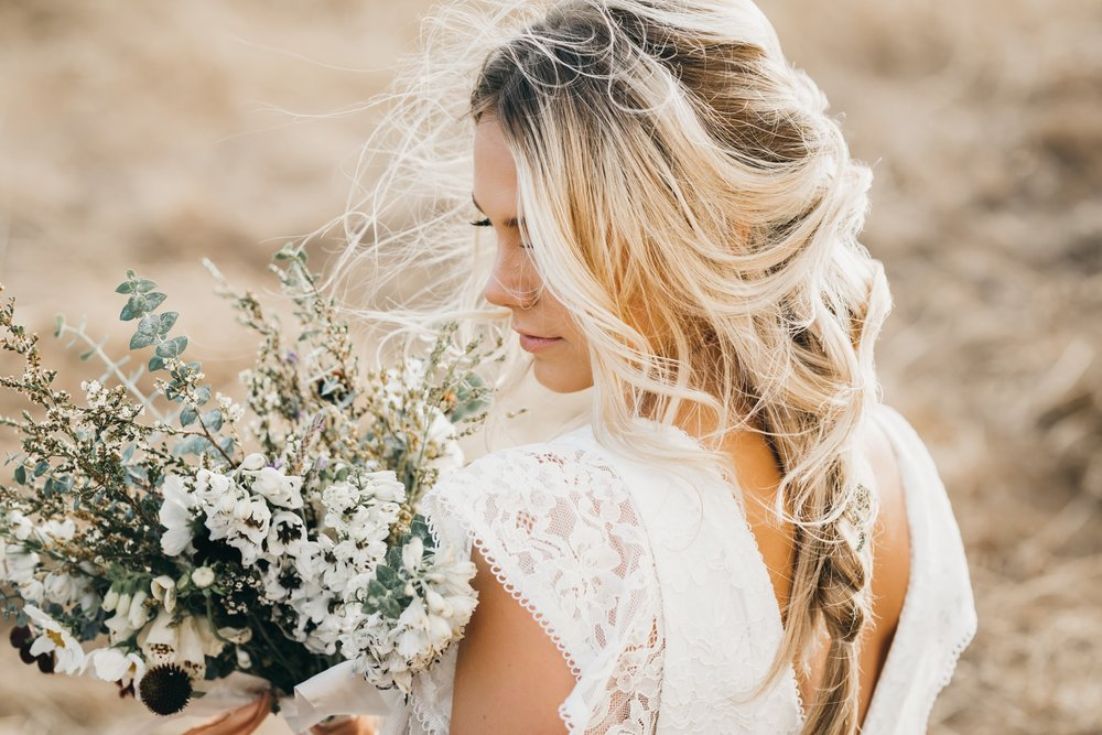 Pleasanton Boho Bride