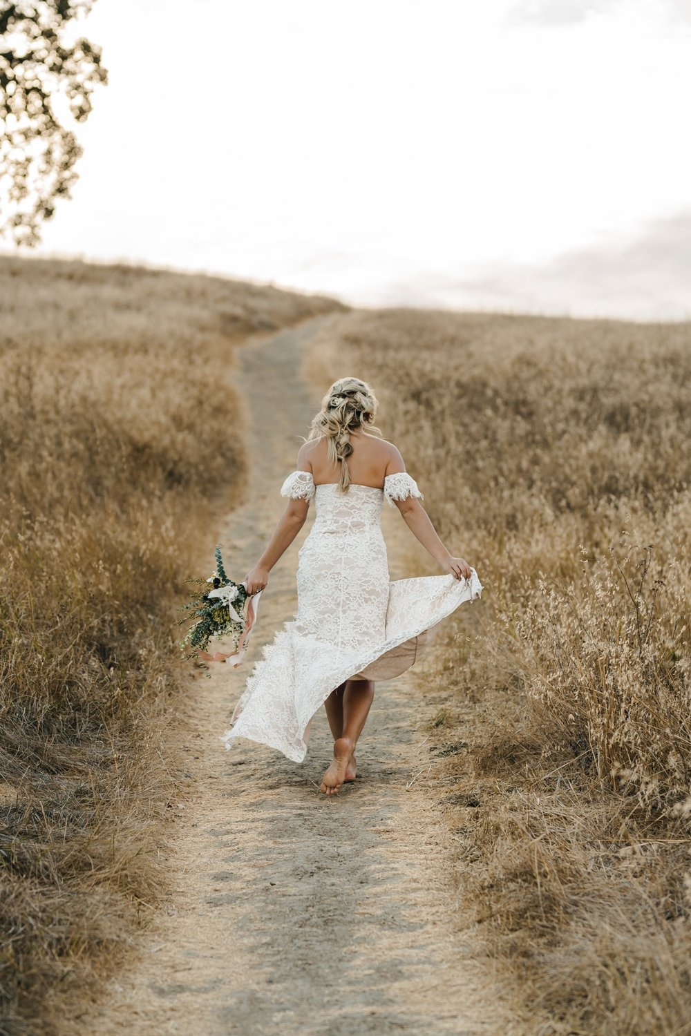 Bay Area Boho Bride