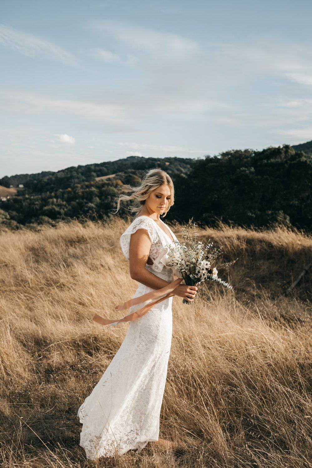 Bay Area bride