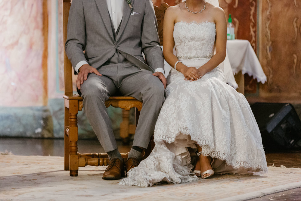 San Juan Bautista Church Wedding Bride Groom