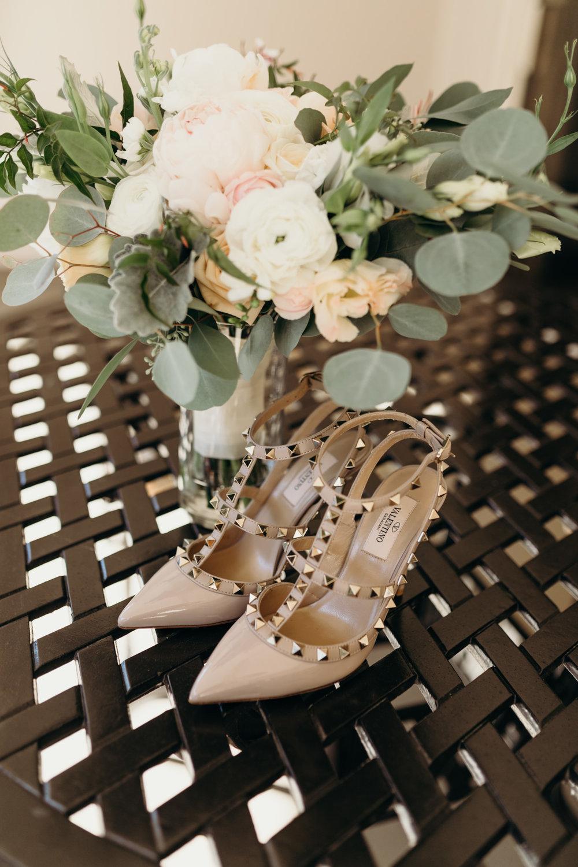 valentino brides wedding shoes