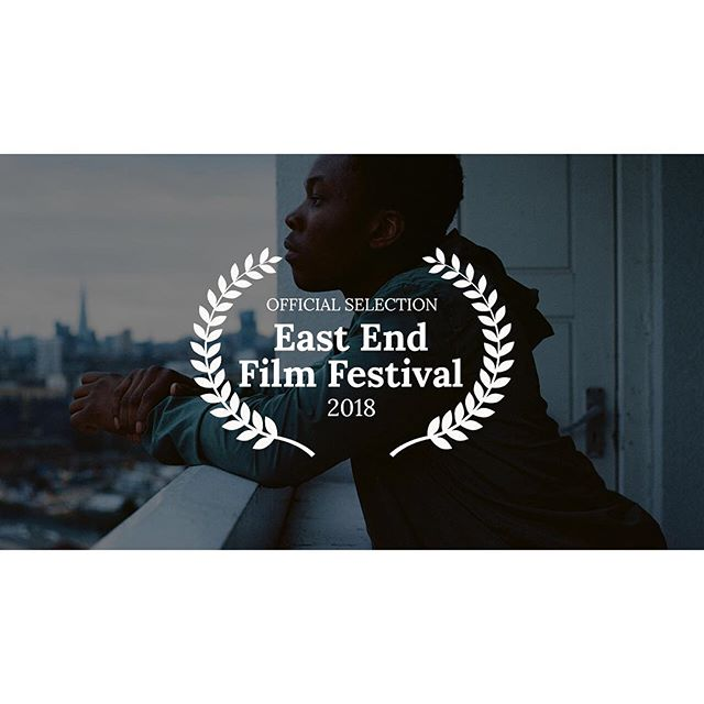 Proud, pleased and excited to announce our selection to screen in competition for Best UK Short at the @eastendfilmfest next month! Wale will be screened twice: on Apr 26th at 8:45pm at Picturehouse Stratford as part of the 'Defying Gravity' programme, and on April 29th at 2:00pm at The Castle Cinema Homerton as part of the 'Best UK Short' programme. Tickets and info on the East End Film Festival website.