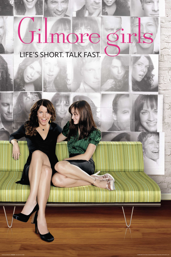ST5667 GILMORE GIRLS - Green Couch.jpg