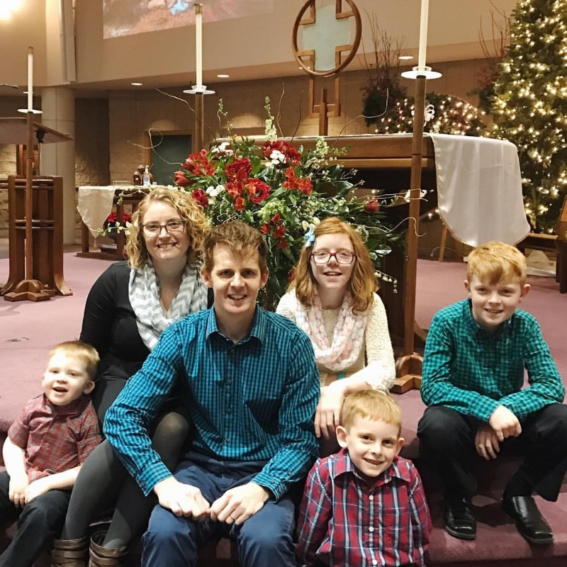 Merry Christmas and Happy New Year from our family to yours!