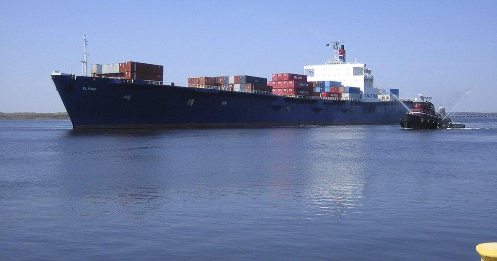 El Faro [Source: EPA File]