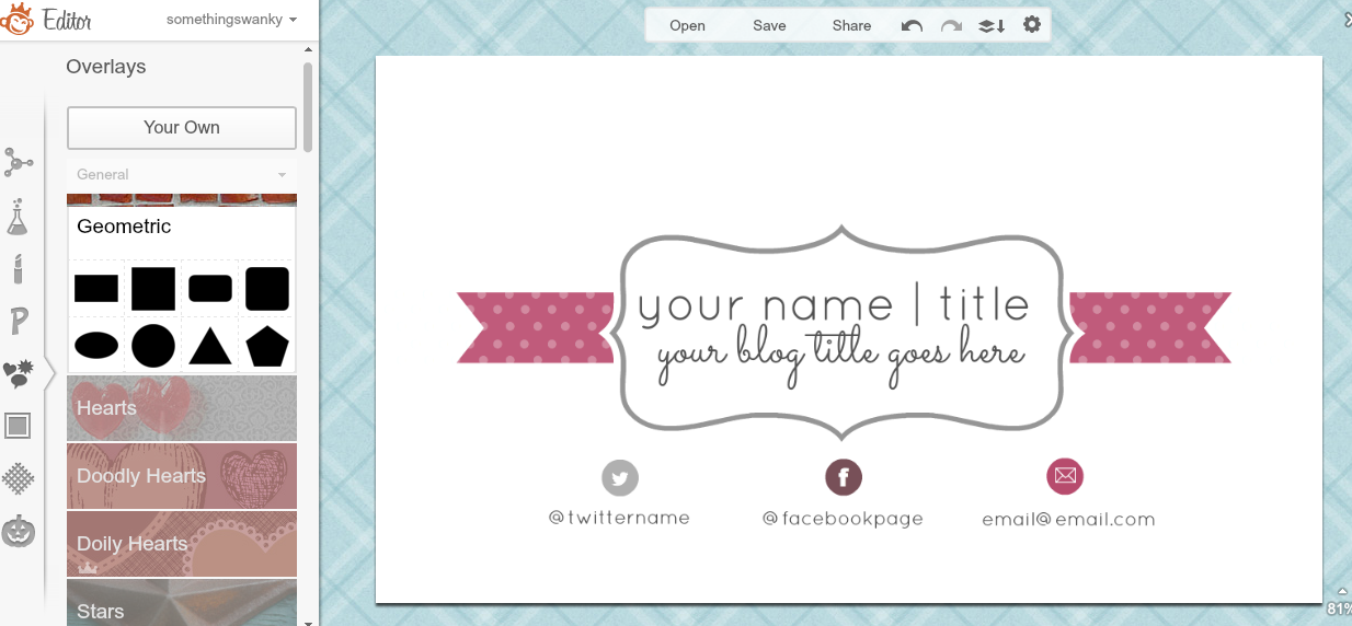 Promote Your Business: DIY Business Cards — Fabville
