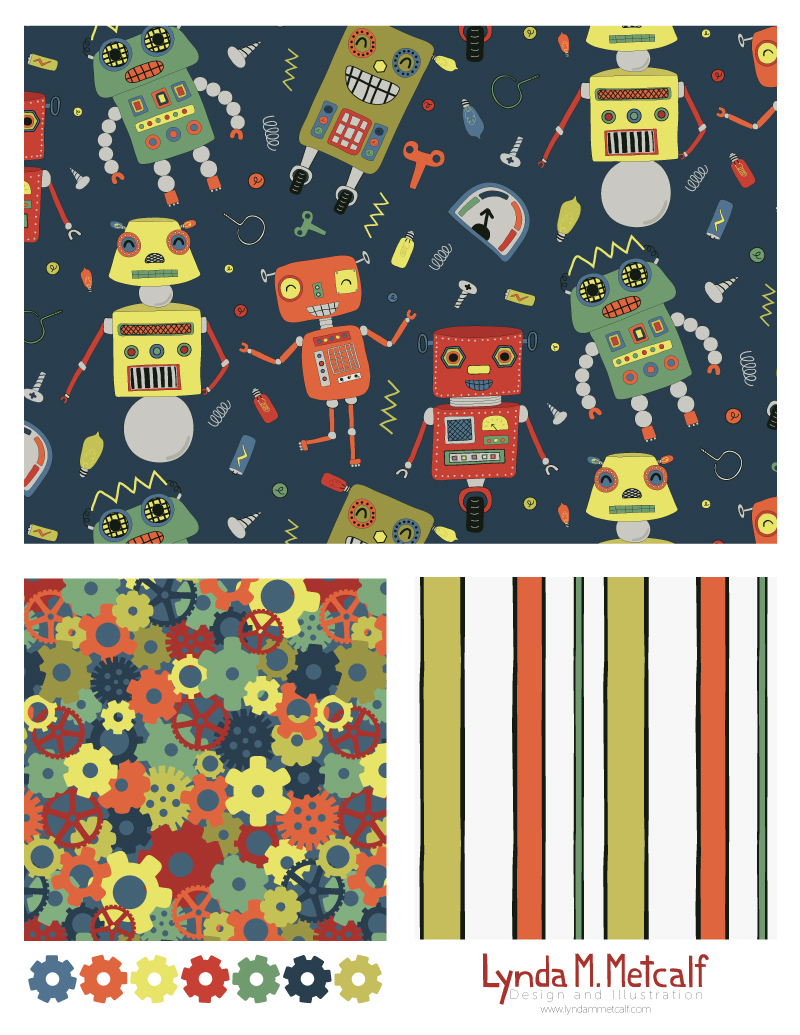 Robot Pattern Collection