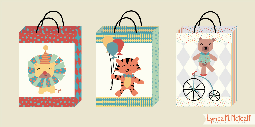 Birthday Bag Designs  Thanks so much for stopping by!