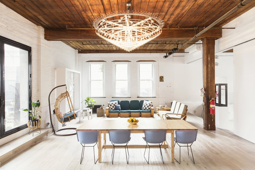 1STDIBS INTROSPECTIVE MAGAZINE: WILLIAMSBURG LOFT