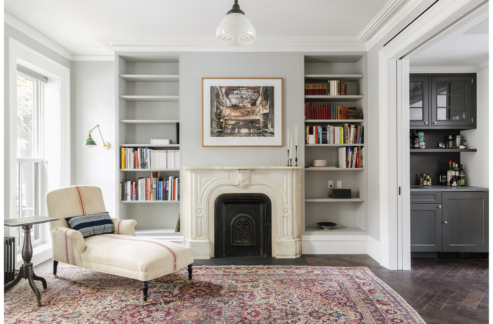 REMODELISTA: CUMBERLAND ST TOWNHOUSE