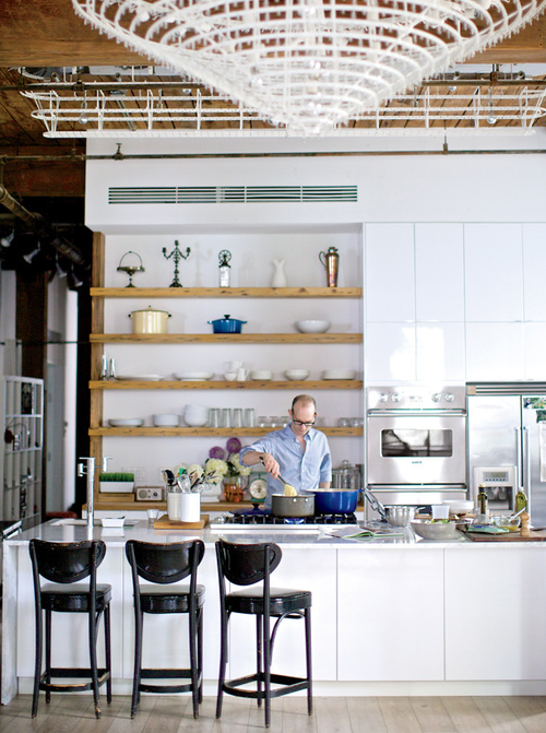 BON APPETIT: WILLIAMSBURG LOFT