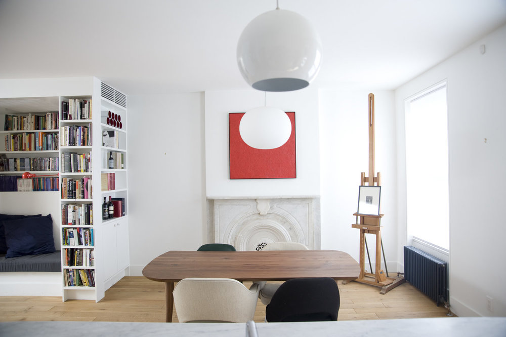 REMODELISTA: FORT GREENE TOWNHOUSE