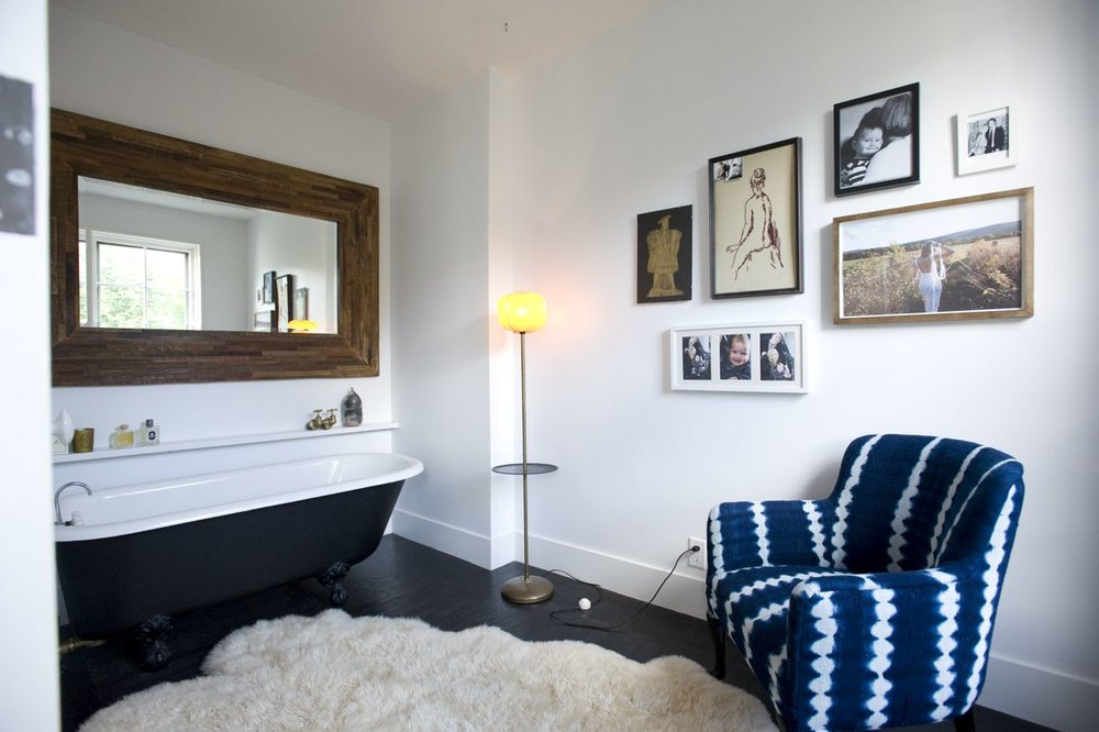 REMODELISTA: CLINTON HILL TOWNHOUSE