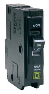 QO and QOB Miniature Circuit Breakers