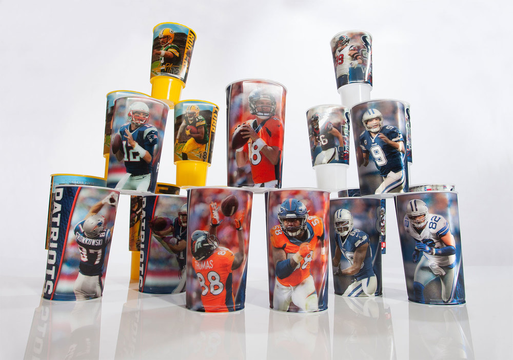 NFL Cups