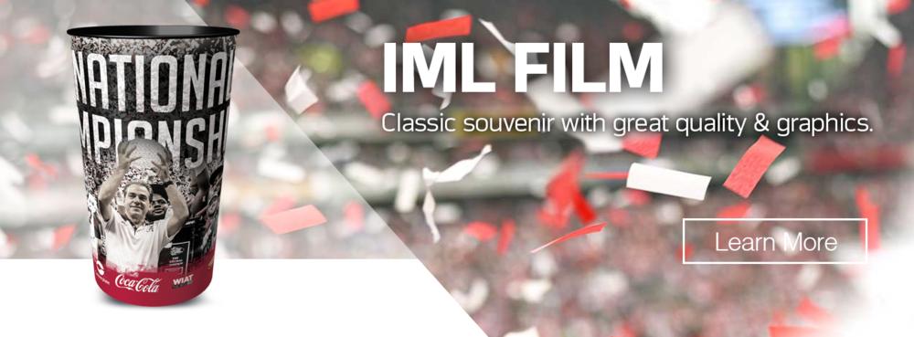IML Film Cups