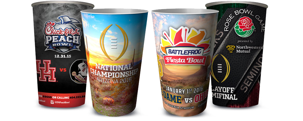 Collegiate Cups