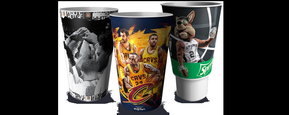 NBA Cups