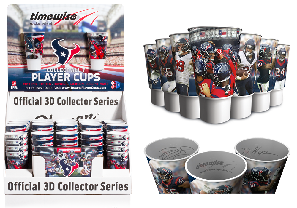 Houston Texans - 2016 & 2015 Premium Promotion