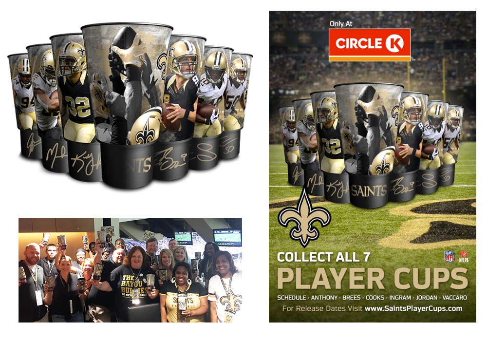 New Orleans Saints - 2016 Premium Promotion