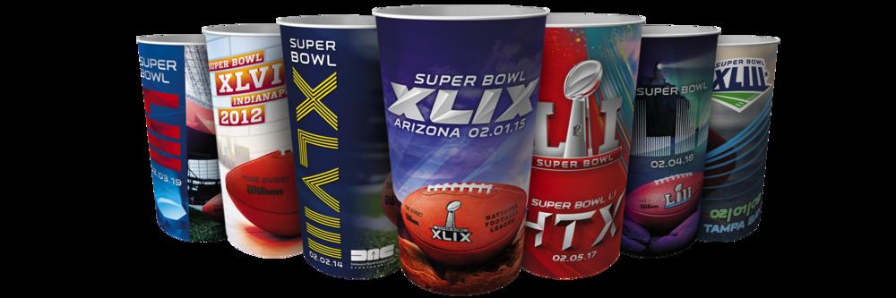 Super Bowl Wedge