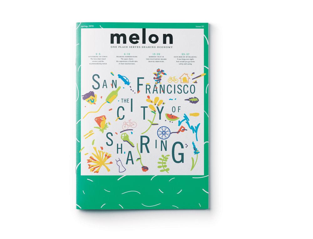 Melon Magazine