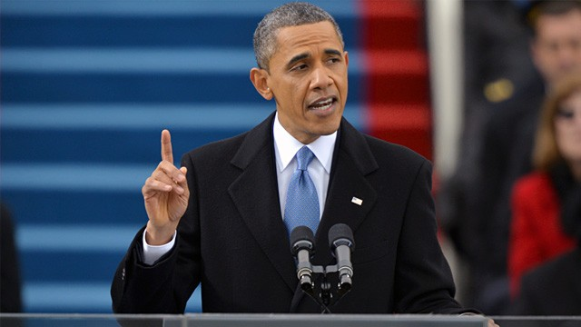 President Obama's inaugural speech contained traces of progressivism, causing some listeners to question the direction in which the country is headed.